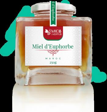 Miel d'Euphorbe (Daghmous) Maroc